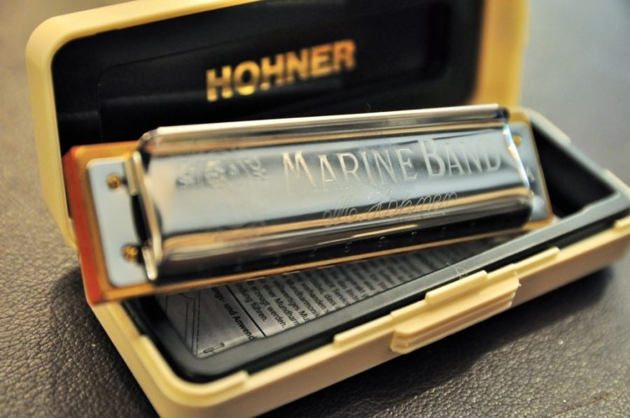 HOHNER Marine Band Classic Bb