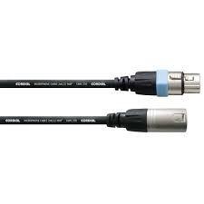 Cordial CCM FM - microfoon kabel