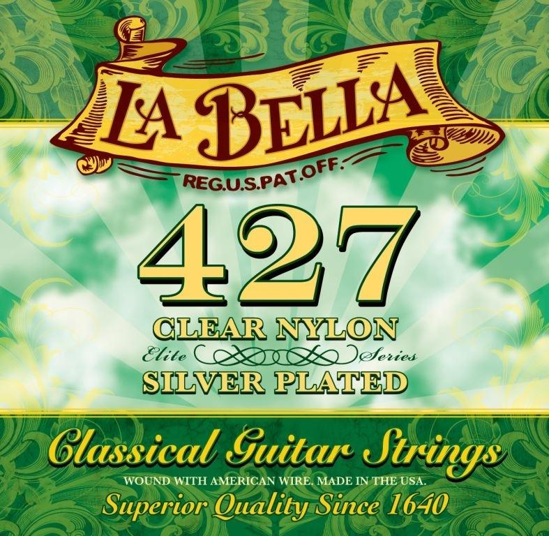 La Bella 427 elite nylon strings