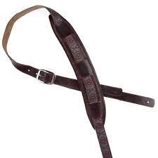 Souldier Saddle Strap tobacco brown