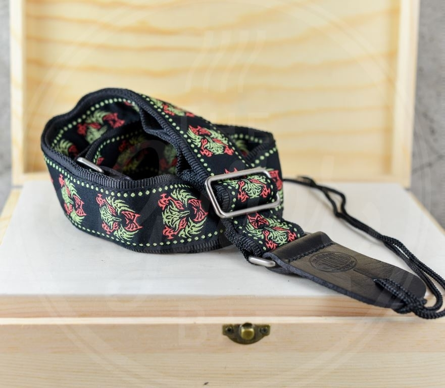 "Gaucho traditional series 2"" jacquard weave - tiger demons"