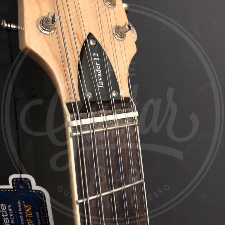 Jansen 12 string invader