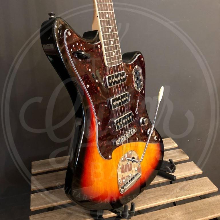 Jansen JazzMan Style 3 tone sunburst