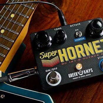 GREER super hornet fuzz