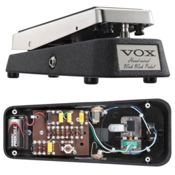 Vox V-846 HW handwired Wah