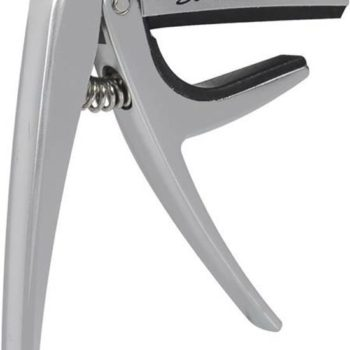 Boston capo acoustic & electric silver