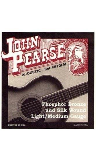 John Pearse Ph Bronze silks light medium