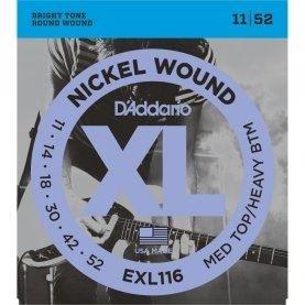 D'Addario EXL116 nickel wnd 11-56