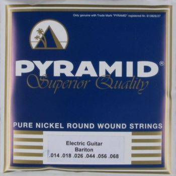 Pyramid Pure Nickel Baritone 1468