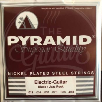 Pyramid Nickel plated steel 11-48