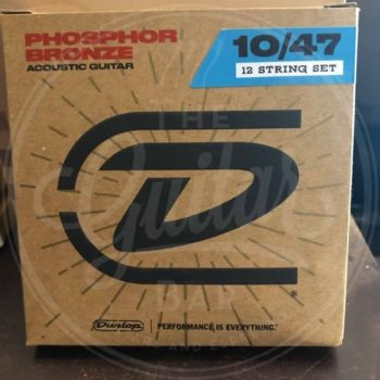 Dunlop 12string acoustic strings Ph/Bronze