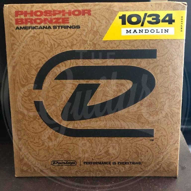 Dunlop Mandoline PB 10/34
