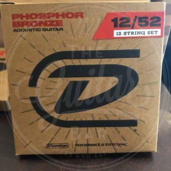 Dunlop 12-string 12/52 PB