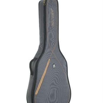 Ritter gigbag3/4 nylonstring gitaar Misty Grey