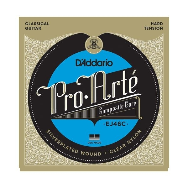 D'Addario high tension set composite