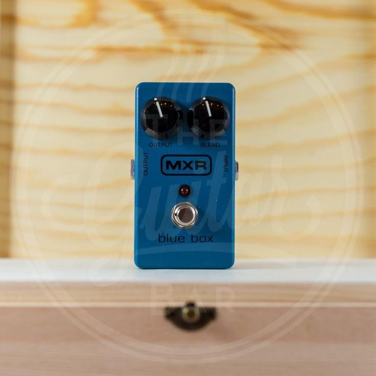 MXR Fuzz blue box octave fuzz