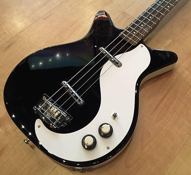 Danelectro Danelectro 59 DC Bass Longscale - Black