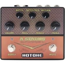 Hotone acoustic guitar preamp