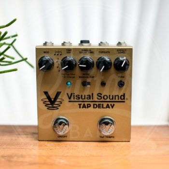 Truetone single tap delay