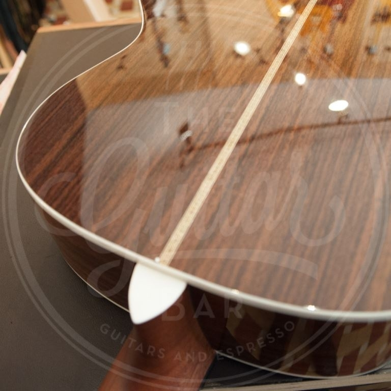 Stanford solid top & back sitka rosewood