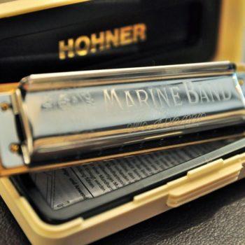 Hohner marineband classic F