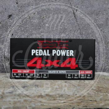 Voodoo Lab Pedal Power 4x4