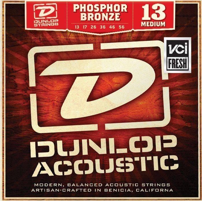 Dunlop A-guitar phosphor bronze 13-17-26-36-46-56