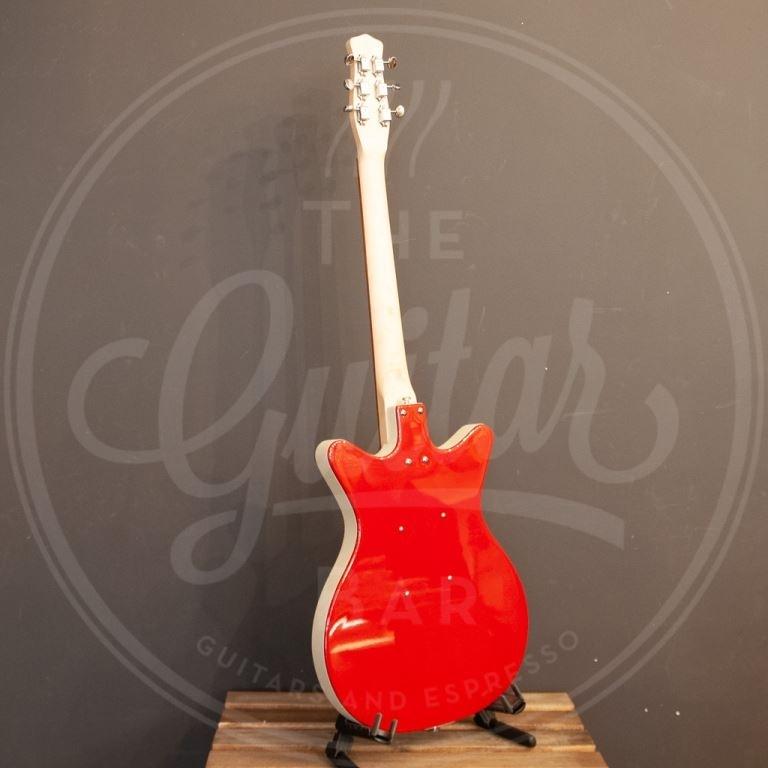 "Danelectro 59 ""O"" DC vintage red"