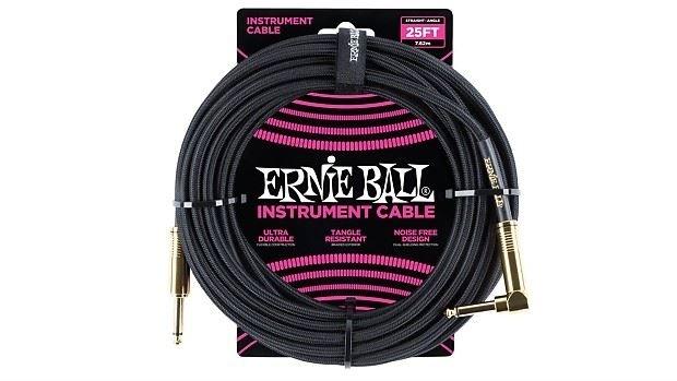 Ernie Ball WOVEN SLEEVE J/J 7.6MTR