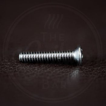 StewMac pickup height screw, chrome