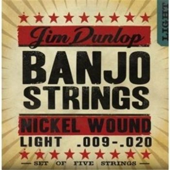 Dunlop banjo light (9-10-13-20-9)