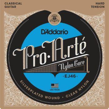 D'Addario set klassieke snaren Pro Arte Nylon Hard Tension