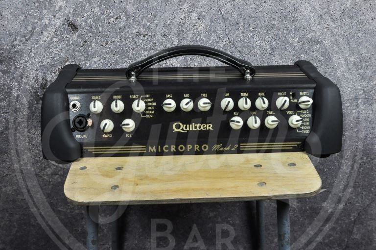 Quilter MP200 Mach2 head