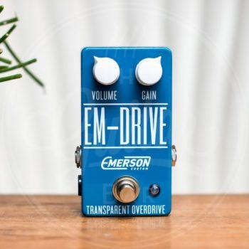 Emerson EM drive