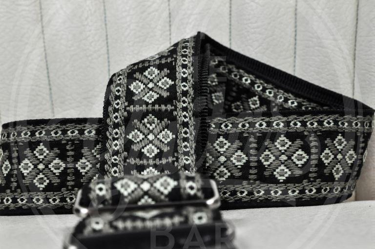 "Gaucho traditional series 2"" jacquard weave"