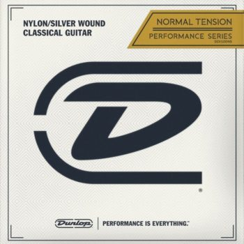 Dunlop nylon strings normal tension