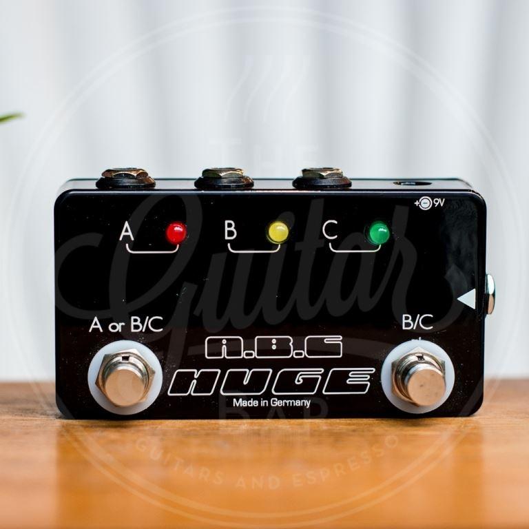 Huge Audio abc