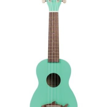 Makala shark soprano green incl bag