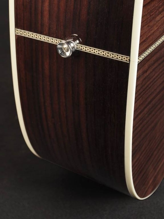Richwood dreadnought lefthand solid top
