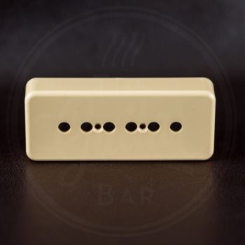 StewMac P90 Soapbar cover, cream