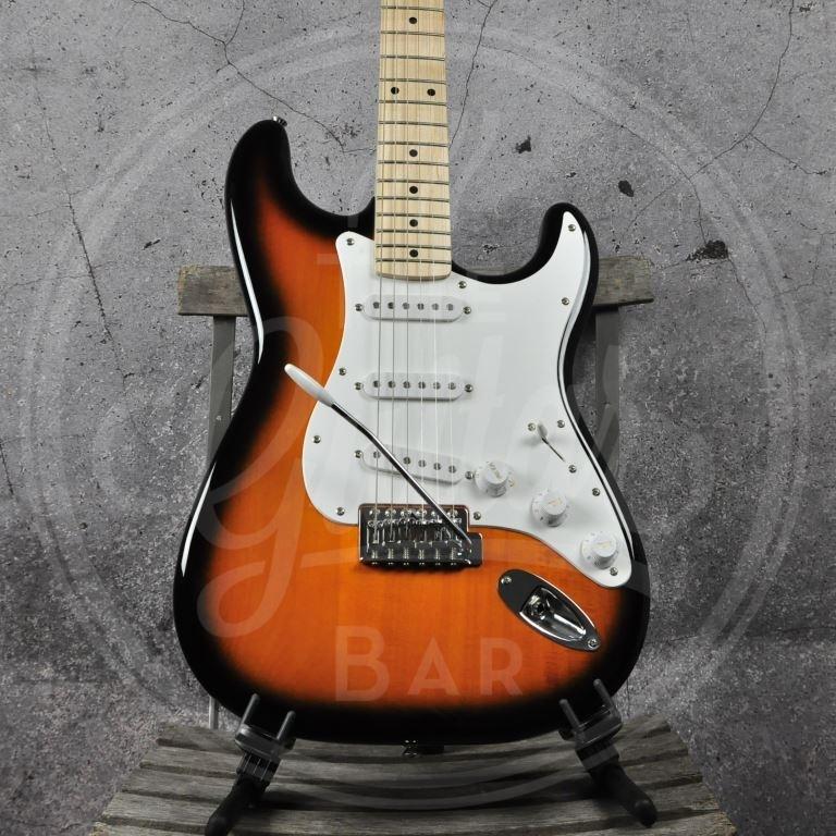 Squier Affinity Serie Stratocaster 2-color sunburst