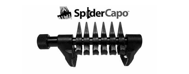 Spidercapo universal partial capo