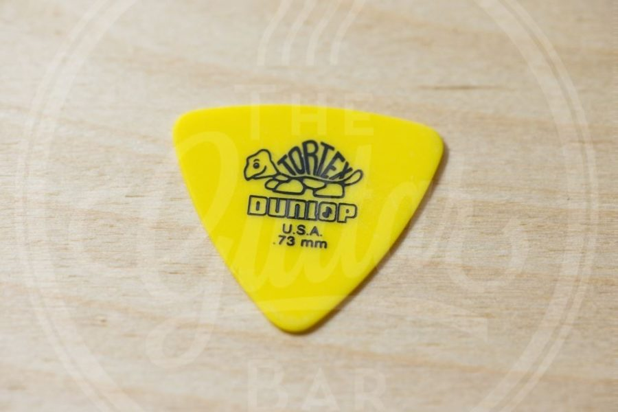 Dunlop Tortex triangle plectrum - Verschillende diktes