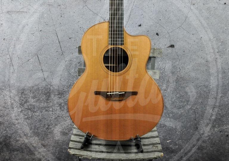 Lowden F25 rosewood/cedar cutaway