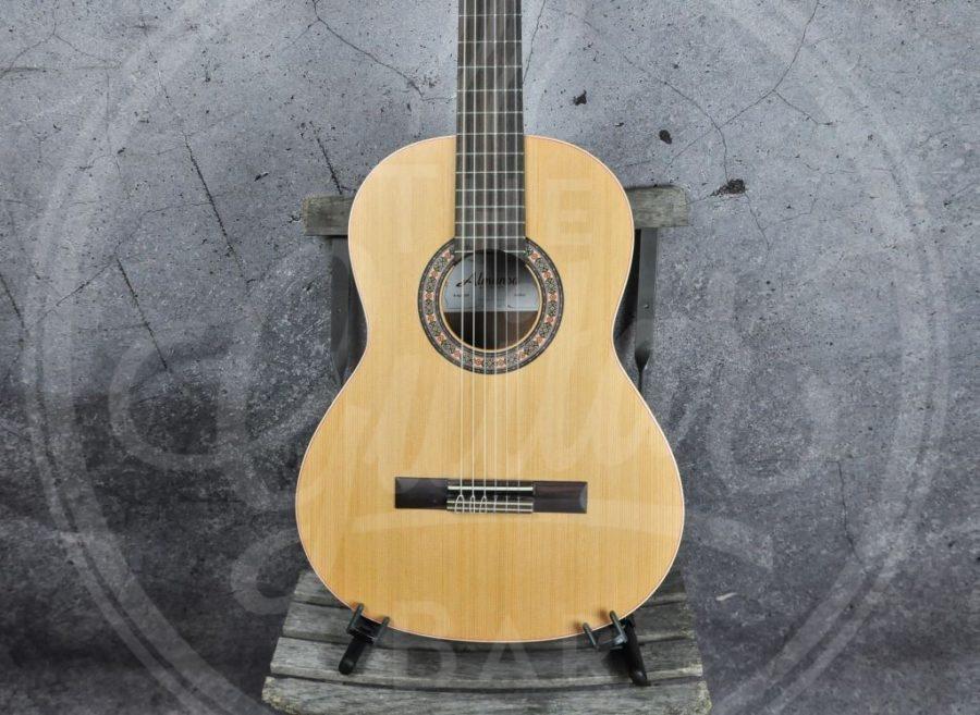 Almansa Open pore guitar requinto 401 OP