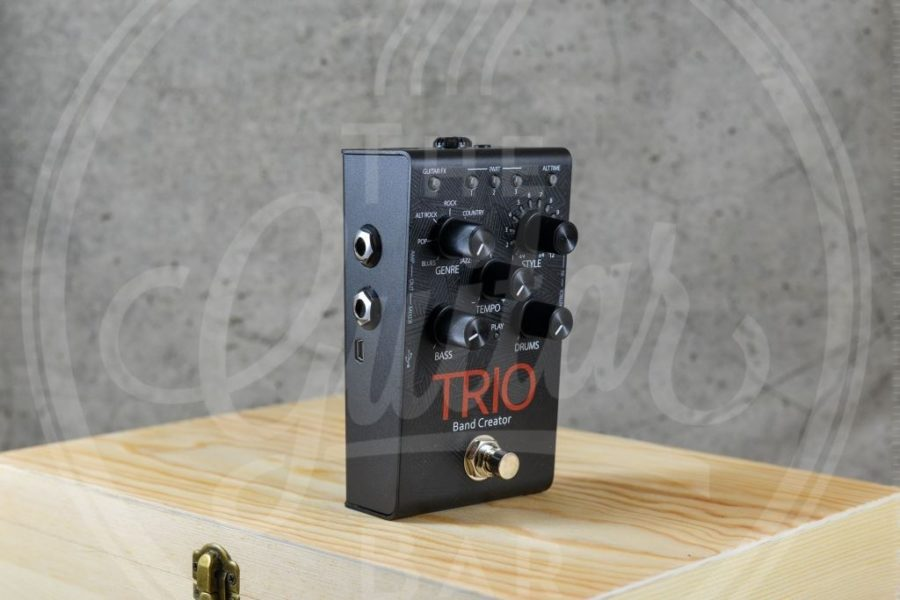 Digitech band creator pedal