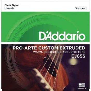 D'Addario snaren sopraan ukelele 24-32-34-22