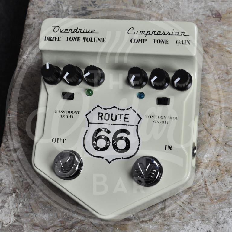 Truetone V2 Route 66 Overdrive and Compression