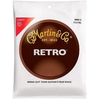 Martin retro MM12 Monel 12-54