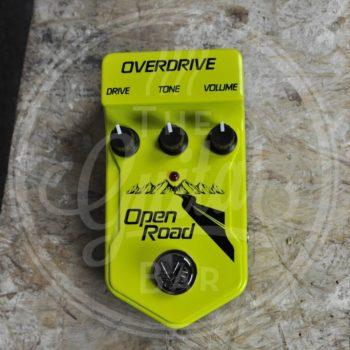 Truetone V2 Open Road Overdrive Pedal